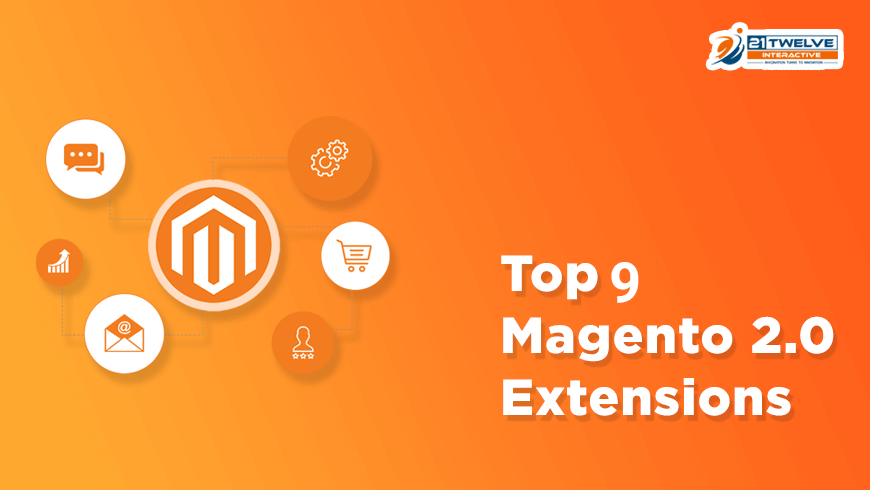 Top 9 Magento 2.0 extensions