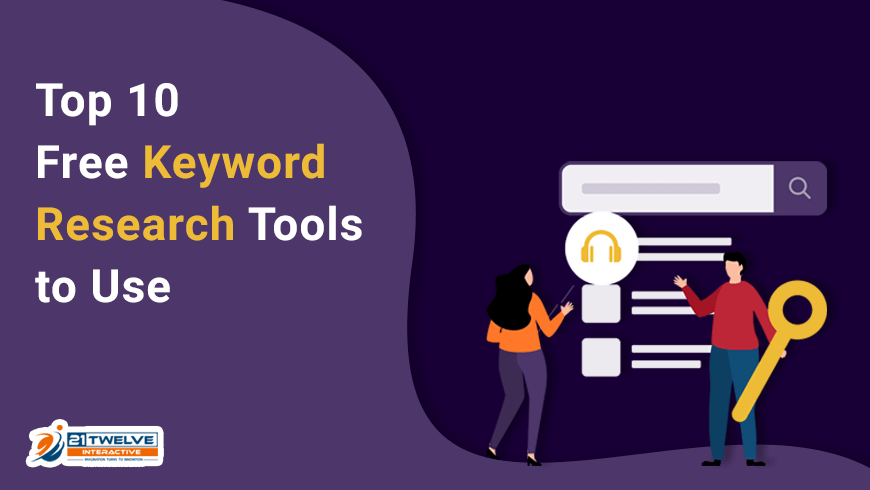 Top 10 Free Keyword Research Tools to Use
