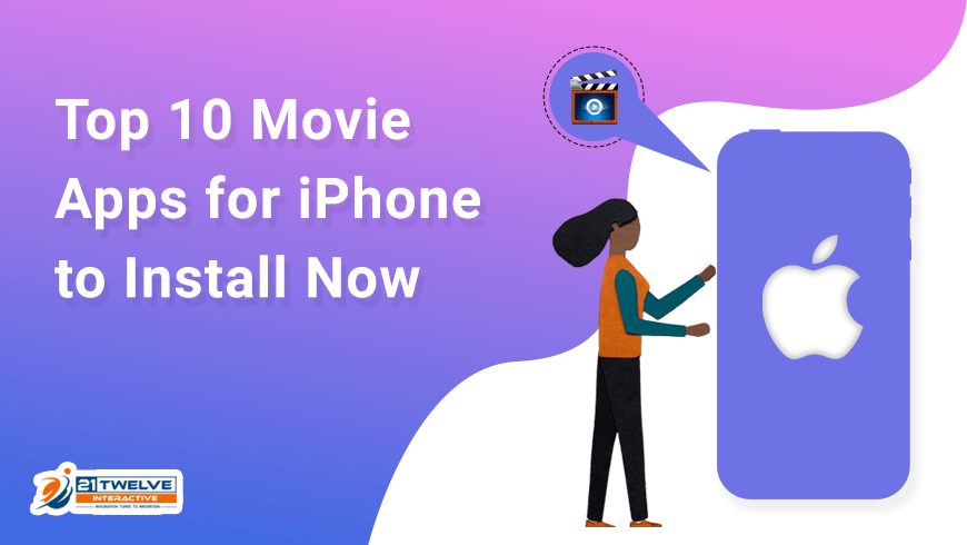 Top 10 Movie Apps for iPhone to Install Now