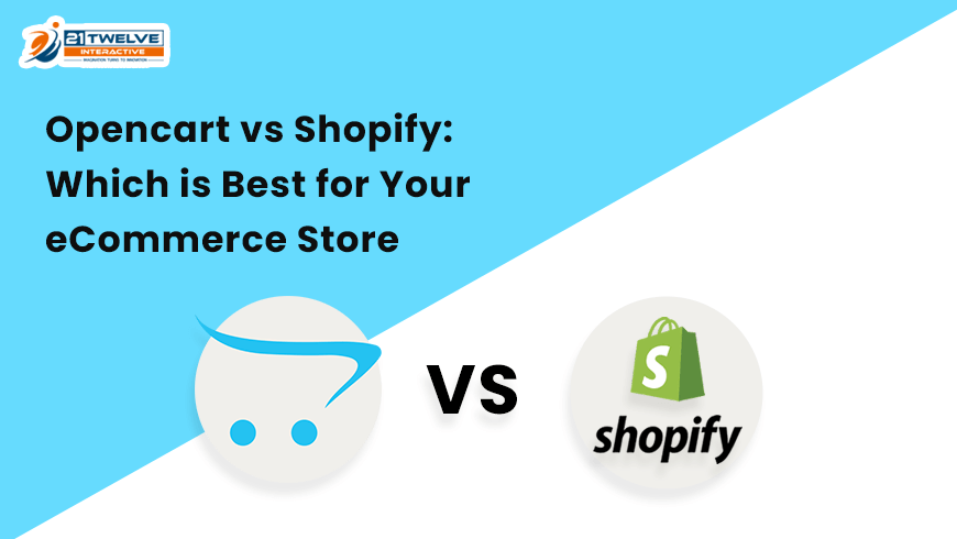 OpenCart vs Shopify: Which is Best for Your eCommerce Store
