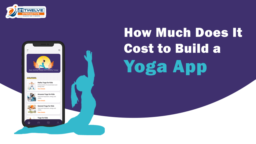 How Much Does It Cost to Build a Yoga App