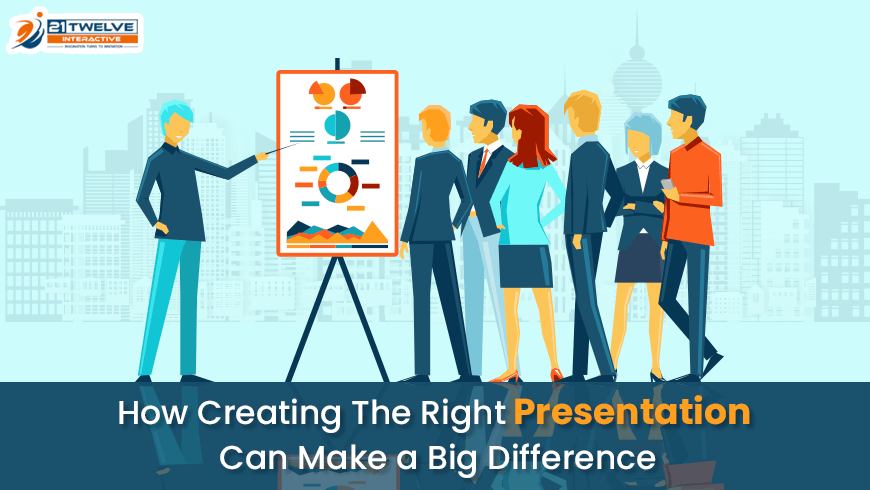 How Creating The Right Presentation Can Make a Big Difference